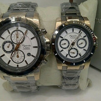 ALEXANDRE CHRISTIE AC 6141 COUPLE SOFT ROSEGOLD WHITE