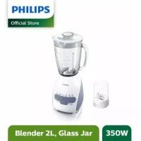 Blender PHILIPS HR 2116 TANGO Beling / Glass HR