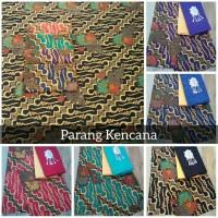 PM SBP Parang Kencana 1101 | Set Kain Batik Printing dan Embos