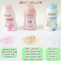 Ponds BB Magic Powder / Ponds Pinkish Angel face / Angel Blue