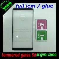 Tempered Glass realme 3 5D hitam screen