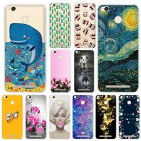 Cute Case For Xiaomi Xiomi Redmi 3 Pro 3S Silicone Bumper Cover Back H