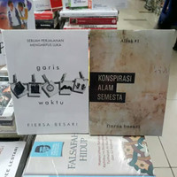 Novel FIERSA BESARI 2 BUKU - GARIS - KONSPIRASI ALAM SEMESTA