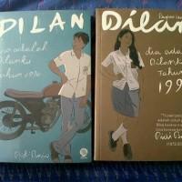 Novel 1 PAKET 2 - DILAN 1990 - DILAN 1991 - PIDI BAIQ