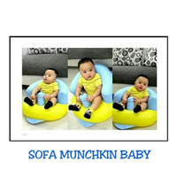 Munchkin Inflatable Baby Chair Kursi Bayi Sofa Bayi