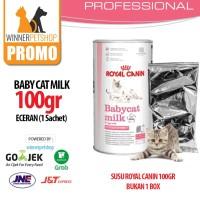 Royal canin baby cat milk . Susu royal canin bayi kucing -- ECER
