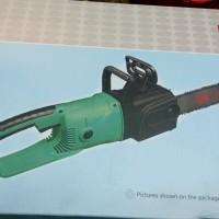 Mesin Gergaji Kayu Electric Chain Saw AML04-405 DCA AML 04-405