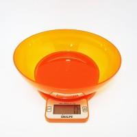 Timbangan Dapur Digital Idealife IL-210 Orange