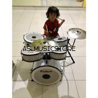 Drum Mini Anak Full Set Free Stick Drum / Drum Anak