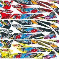 STRIPING VARIASI YAMAHA MIO Z - M3 STICKER MOTOR STIKER