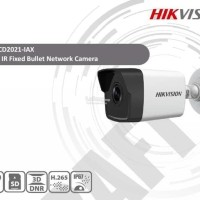 IP Camera Bullet Hikvision 2MP 4mm H265 DS-2CD2021-IAX