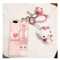casing import murah for iphone 6 6S plus 7 8 plus X soft case motif