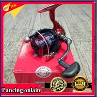 Reel Daiwa Daiwa 2500 Alat Pancing Reel Pancing Daiwa Revros 2500R 8