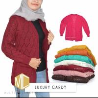 atasan wanita baju rajut kaos sweater best seller blouse luxury dress