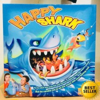 Happy Shark Fish Torrible I Mainan Shark