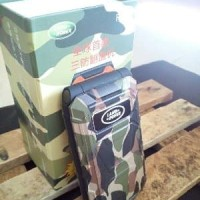 HP Outdoor Landrover Flip F999 Camo Orange ( Free 1pc B Murah