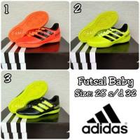 Sepatu Futsal Anak Adidas Size: 28-32#