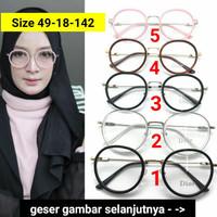 Frame Kacamata Yale kacamata Cewek Kacamata Hijab