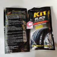 Kit Black Magic Pouch Kit Semir Ban Pouch 200ml