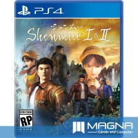 PS4 Game - Shenmue I & II