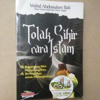 Original | Buku Strategi MENANGKAL SIHIR CARA ISLAM | Wahid Abdussalam