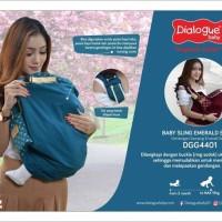 Dialogue Baby Gendongan Bayi Samping DGG 4401 DGG4401 - Emerald Series