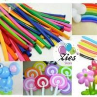 Balon latex pentil / ballons twist