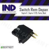 Switch Rem Depan-Kanan Supra X 125/Vario/Blade/Revo/Beat/Karisma/Spin