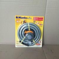 Selang Gas Paket Regulator Miyako 106
