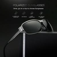 ORIGINAL Kaca mata pria sunglasses l kacamata Fashion Outdoor l Sungla - Hitam