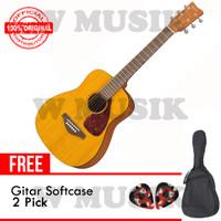 Yamaha Gitar Mini (3/4) FG Junior JR-1/ JR1/ JR 1 + Softcase & 2 Pick