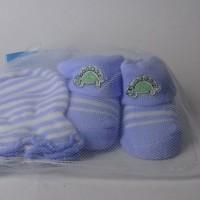 Mitten Carter-Kaos kaki plus sarung tangan motif Kura-kura