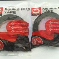 Double Foam Tape / Double Tape Busa - Merek Daimaru. 24mm / 5m