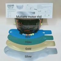 Paket visor flat/ paket kaca helm flat kyt kyt rc7 kyt r10 kyt k2rider