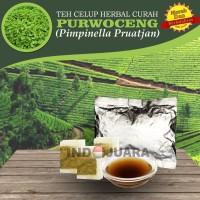 Teh Celup Curah PURWACENG Isi 20 Herbal Jamu Kuat Pria Libido Booster