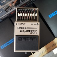 Efek Gitar Bass BOSS GEB7 Bass Equalizer ( Boss GEB 7 ) Efek Pedal