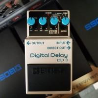 Efek Gitar BOSS DD3 Digita Delay ( Boss DD 3 ) Efek Pedal