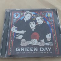 Cd Green Day Greatest Hits : God'S Favorite Band Import Original