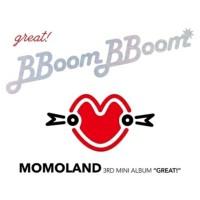 Pre Order: Momoland 3Rd Mini Album - Great!