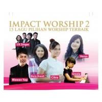 Cd Impact Worship Vol. 2 - Various Artists