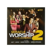 Cd Miracle Worship 2 - Various Artists