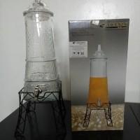 Dispenser Kristal Eiffel Vicenza VGC030KC