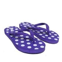 Sandal Swallow Polkadot - Sandal jepit wanita