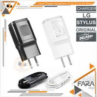 Travel Charger Handphone LG G2 G3 G4 G4 Stylus Cas HP Casan Original
