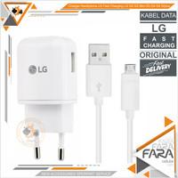 Charger Handphone LG Fast Charging LG G2 G2 Mini G3 G4 G4 Stylus Cas