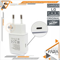 Head Charger LG Fast Charging LG G2 G3 G4 Cas HP Casan LG BATOK
