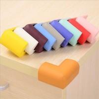 pelindung sudut meja silikon tebal dengan stiker 3M