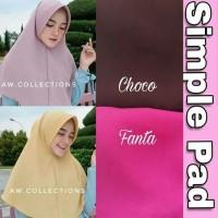 Hijab Simple pad
