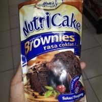 Nutri cake brownies rasa coklat