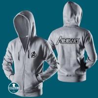 Jaket Hoodie Zipper The Avengers - 313 Clothing